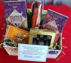 gift box HP 4 saus chz
