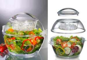 ice salad to go