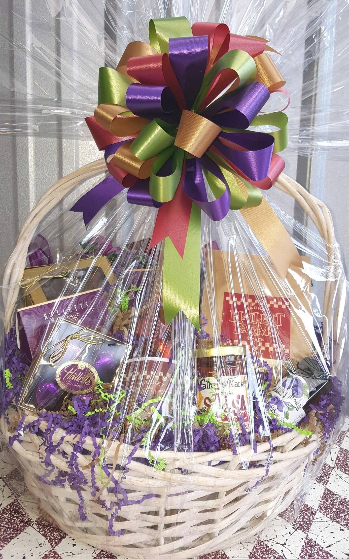 Gift Baskets Halletts Market Cafe Inc