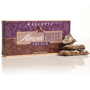 Halletts Almond Toffee Crunch